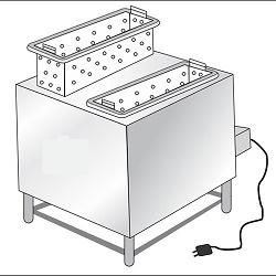 Dipper type Sterilizer