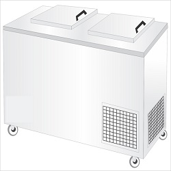 SS Deep Freezer-Cooler